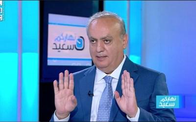 """وهاب لقناة الـ """"إل.بي.سي.آي"""": بعض اللبنانيين خدعوا """"حزب الله"""" وليس الفرنسي"""