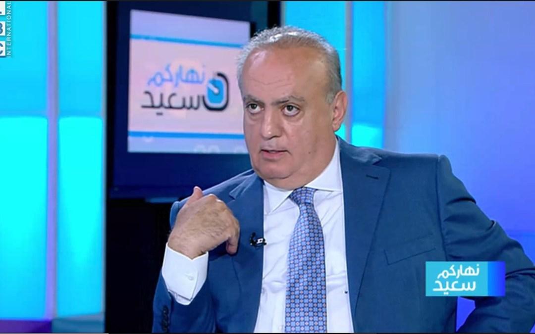 """وهاب عبر قناة الـ """"إل.بي.سي.آي"""": لتعديل وزاري سريع و""""هيركات"""" جدي في الحكومة وليس في ودائع الناس"""