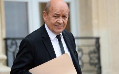 الخارجية الفرنسية: مستعدون للتعاون في إطلاق الحوار بين الفلسطينيين والإسرائيليين