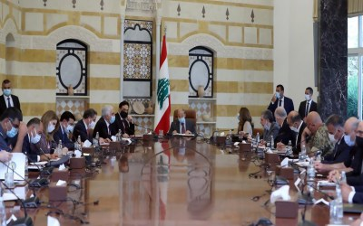 المجلس الاعلى للدفاع قرر تمديد التعبئة العامة لغاية 30 آب عون