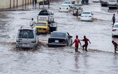 مصرع 10 أشخاص وتدمير 3 آلاف منزل في سيول في السودان