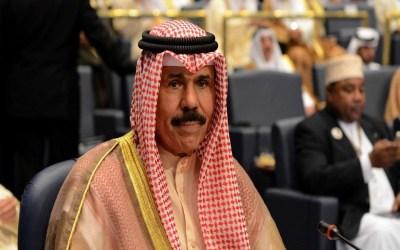 أمير الكويت دعا للوحدة الوطنية قبل الانتخابات