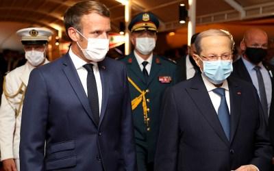 الديار: لماذا عجّل ماكرون الاتصال بعون وما هي خارطة طريق التحرك الفرنسي الجديدة؟ مبادرة باريس تتوسع