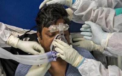 في الهند.. وفاة شخص ونقل مئات إلى المستشفى بسبب مرض مجهول