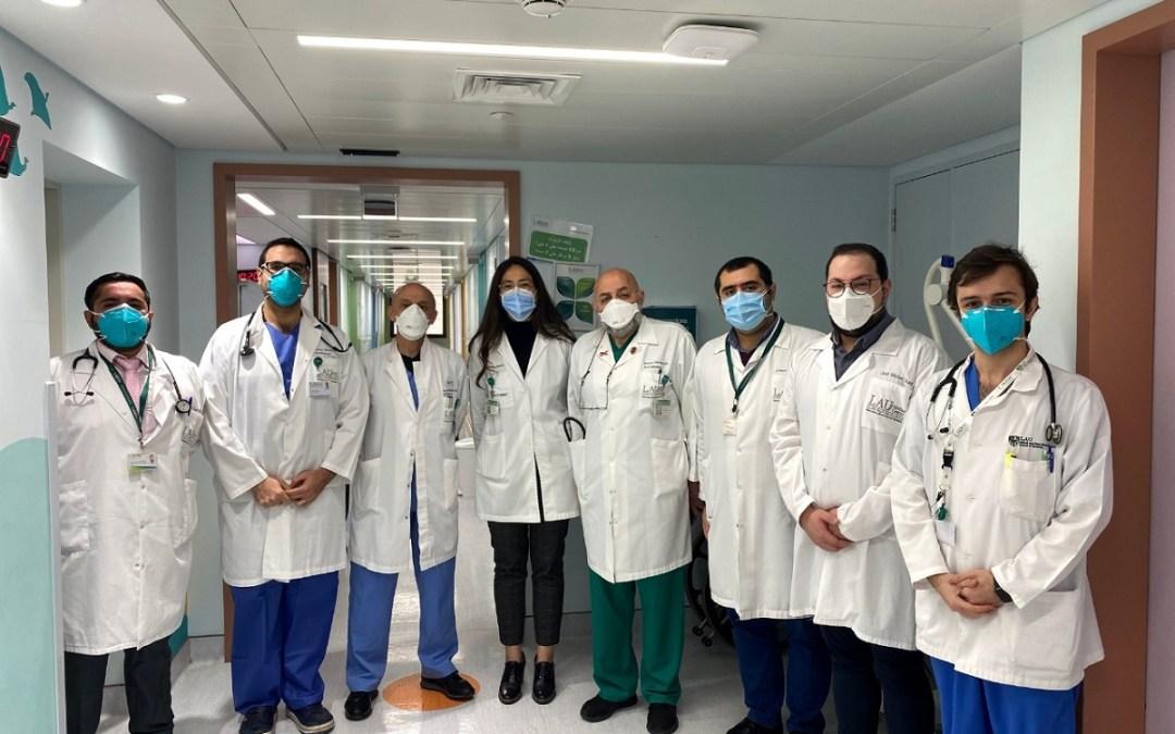 المركز الطبي للجامعة اللبنانية الأميركية: العمل على بروتوكول جديد لعلاج الخلل الوظيفي للخلايا البطانية