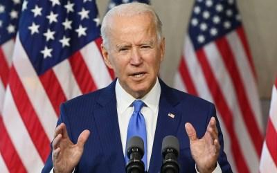 بايدن محذراً: الولايات المتحدة تواجه انتشارا سريعا لسلالات كورونا الجديدة
