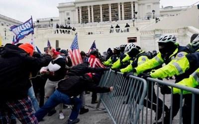 استقالة نائب مستشار الأمن القومي احتجاجا على اقتحام الكونغرس