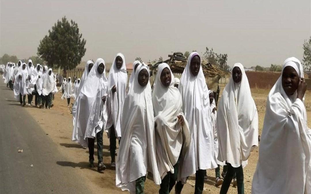 أ.ف.ب: اطلاق سراح 279 تلميذة خطفن من مدرستهن في نيجيريا