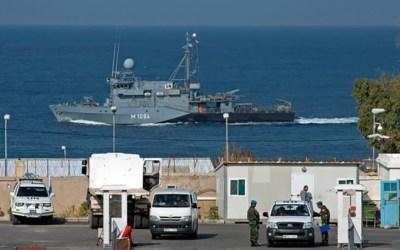 """لبنان يعلن توقيع تعديل لتوسيع المنطقة البحرية المتنازع عليها مع """"إسرائيل"""""""