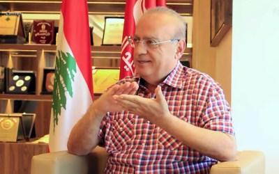 """وهاب لبرنامج """"باللبناني"""" عبر قناة """"بالمباشر"""": نحنا بالمجرور… ويطرح انتخابات رئاسية مبكرة في آذار"""