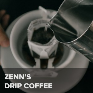 ZENN's Drip Coffee Bags