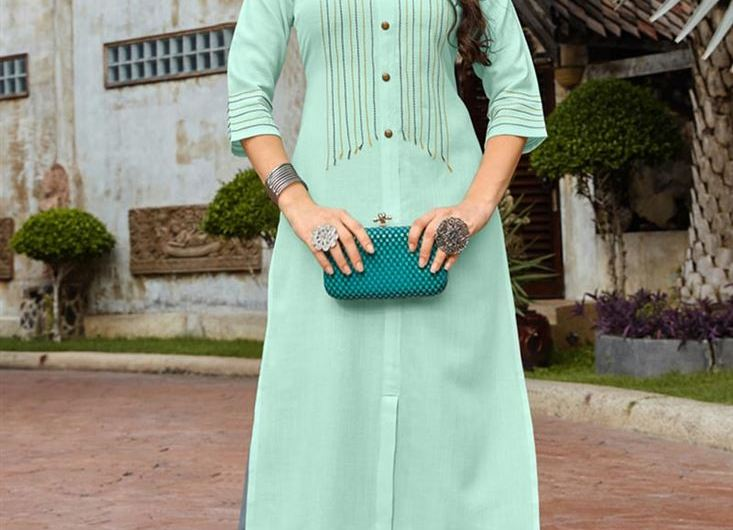 Designer New Style Latest Kurti Designs 2019 Images