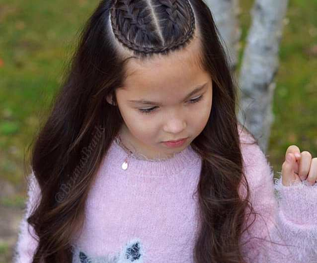 Quick Kids Hairstyles For Long Hairs New Ideas