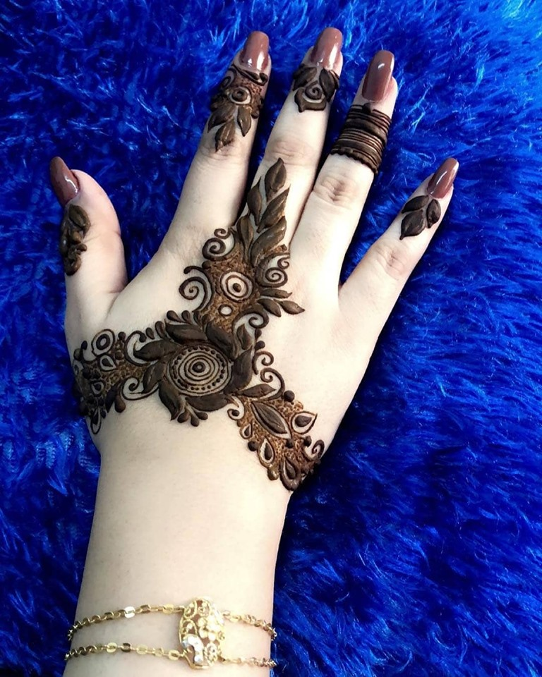 Today Latest Henna Designs 2019 Stylish Mehndi Designs For Hands