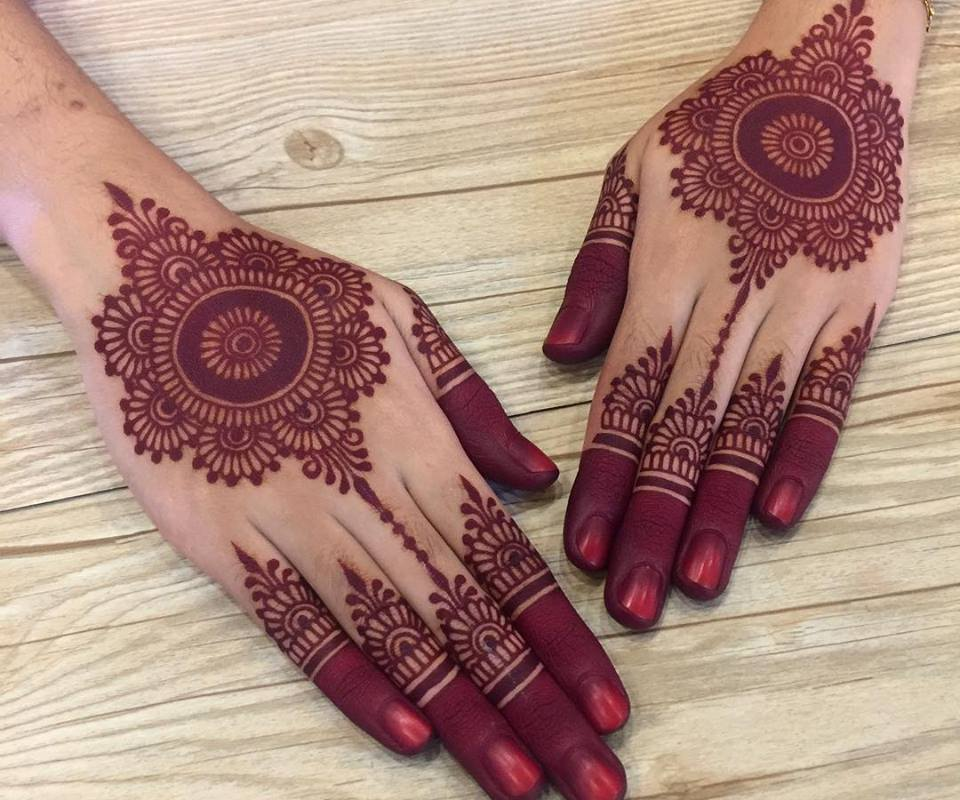 Traditional Styles New Bridal Mehndi Designs 2019 For Wedding