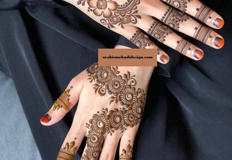 Trending Mehndi Designs 2020 For Parties Latest Styles