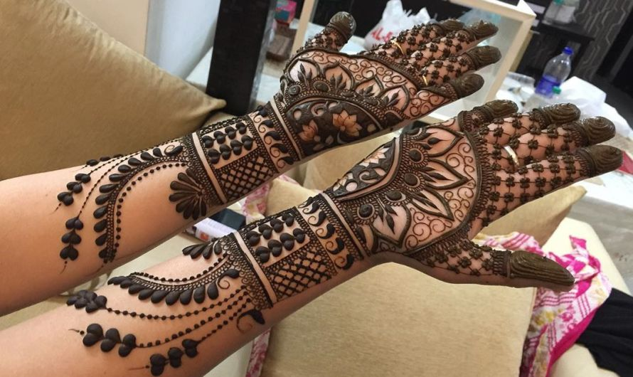 Designer New Bridal Mehndi Designs 2019 Best Styles Images