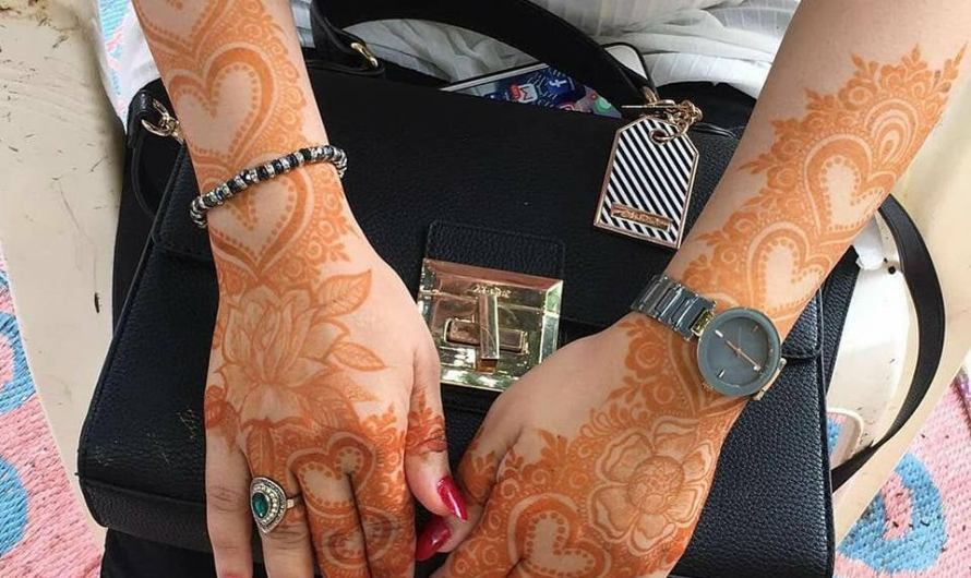 New Mehndi Designs 2019 Images For Engagement