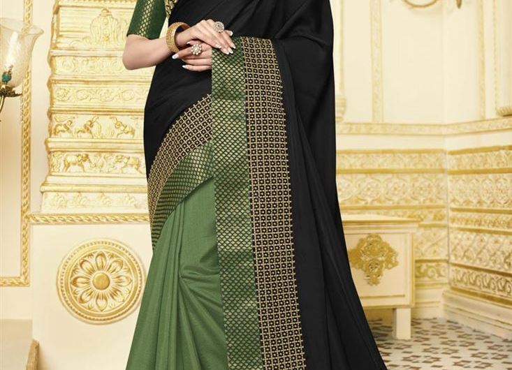 Traditional Styles Designer New Saree Designs 2019 For Bridals
