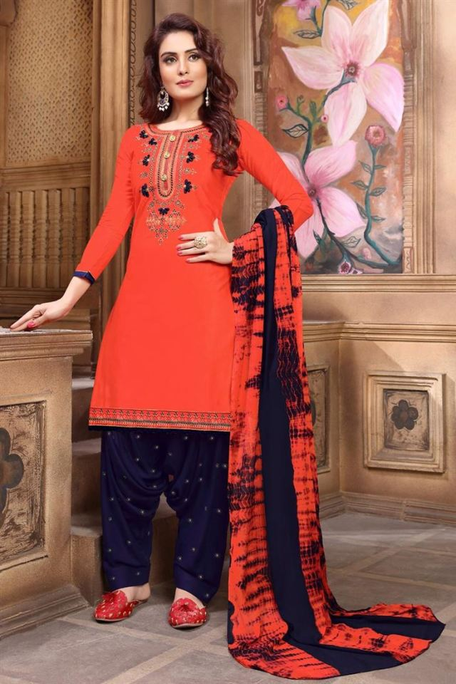 Wedding Style Designer New Arrivals Of Latest Punjabi Suit Designs 2019 Patiala Suit Images