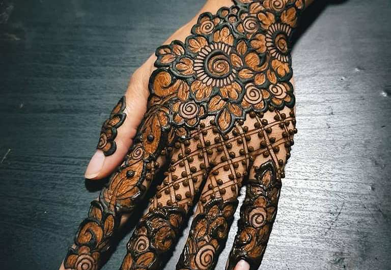 Easy Bridal Mehndi Designs 2019 Simple Henna Collection