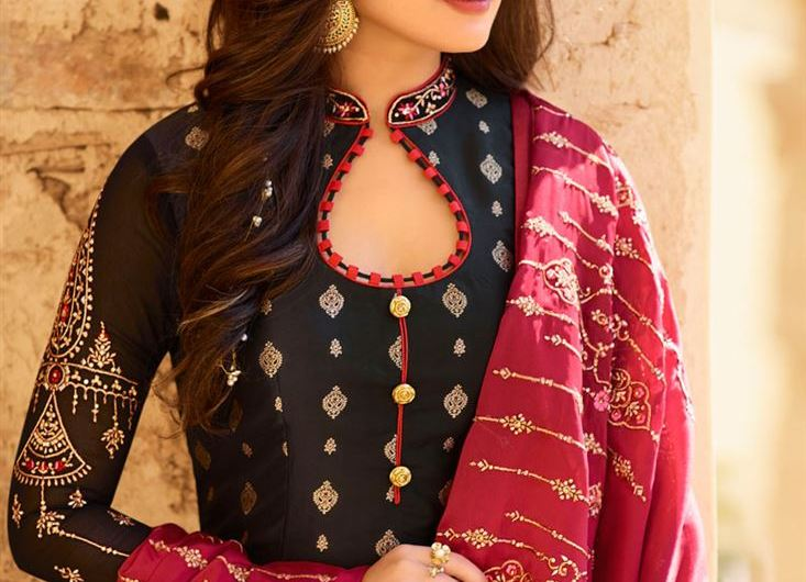 Latest Neck Designs 2019 Pakistani New Gala Design 2019 For Kurti, Gown And Kameez