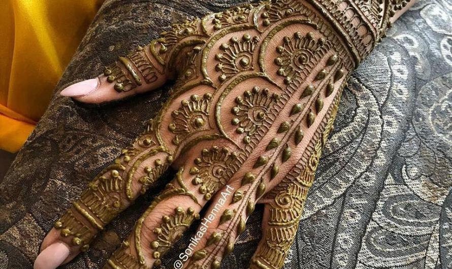 New Ideas Of Indian Engagement Mehndi Designs 2019 For Hands