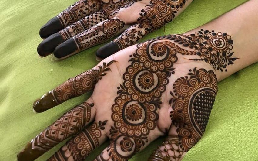 Mehndi Designs 2020 New Style Simple Collection For Hands