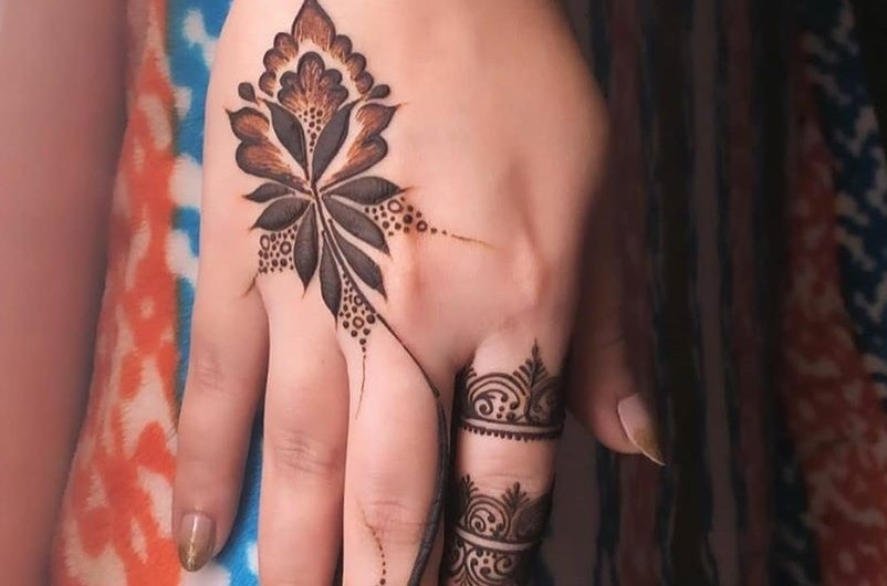 Very Simple Mehndi Designs Latest Mehndi Designs 2020 Images For Hands