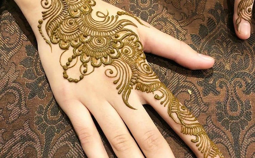 Latest Arabic Mehndi Designs 2020 Images For Ladies
