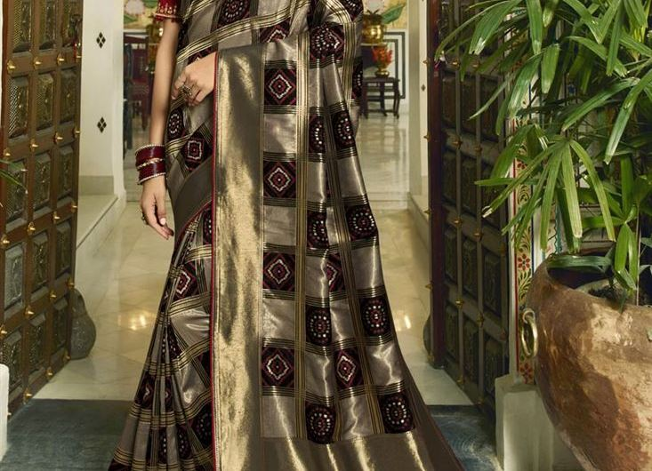 Trending Indian Saree Designs 2020 For Wedding