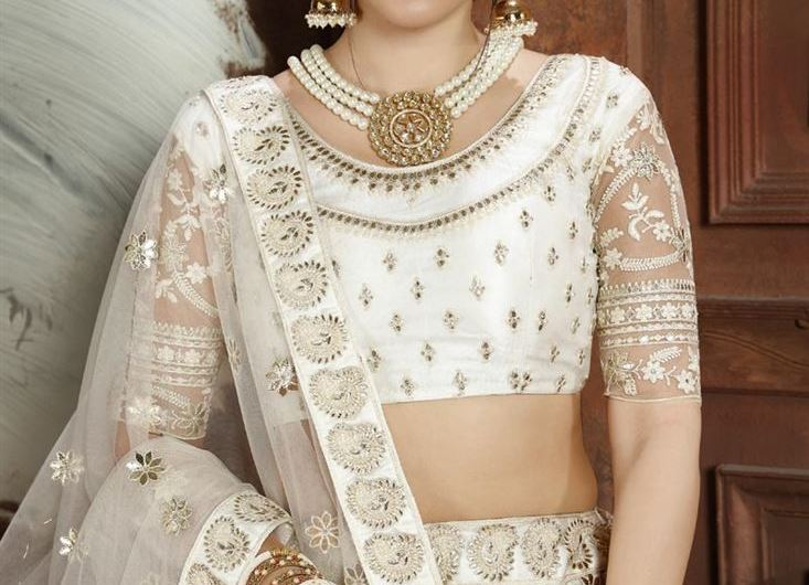 Wedding Wear New Bridal Blouse Designs 2020 Images
