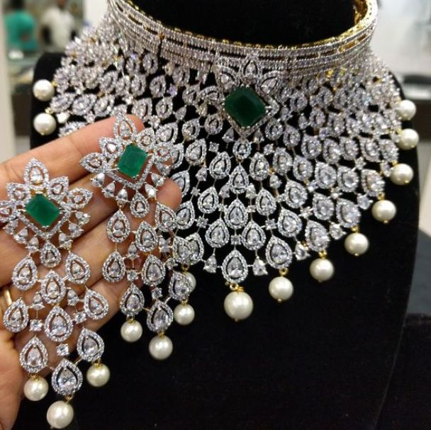 latest Bridal Jewellery Designs 2020 In Pakistan & India