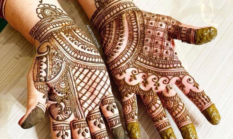 Simple Style New Mehndi Designs 2020 For All Occasions