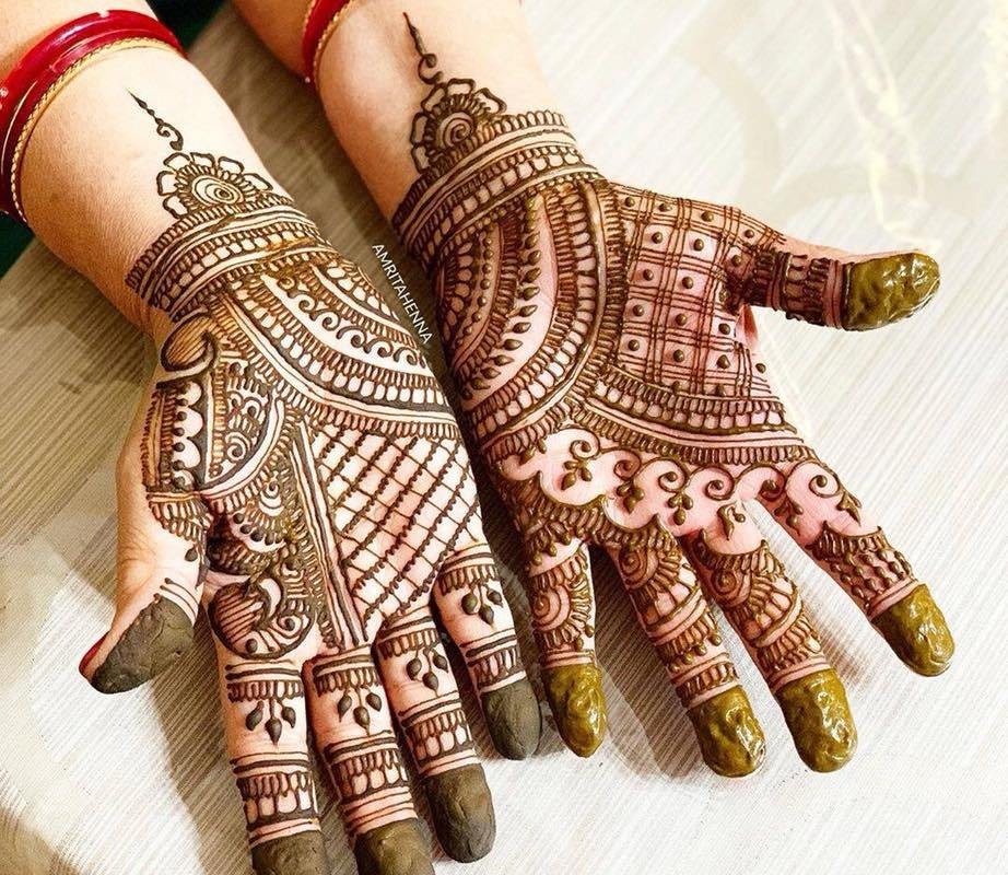 Simple Style New Mehndi Designs 2020 For All Occasions Arabic