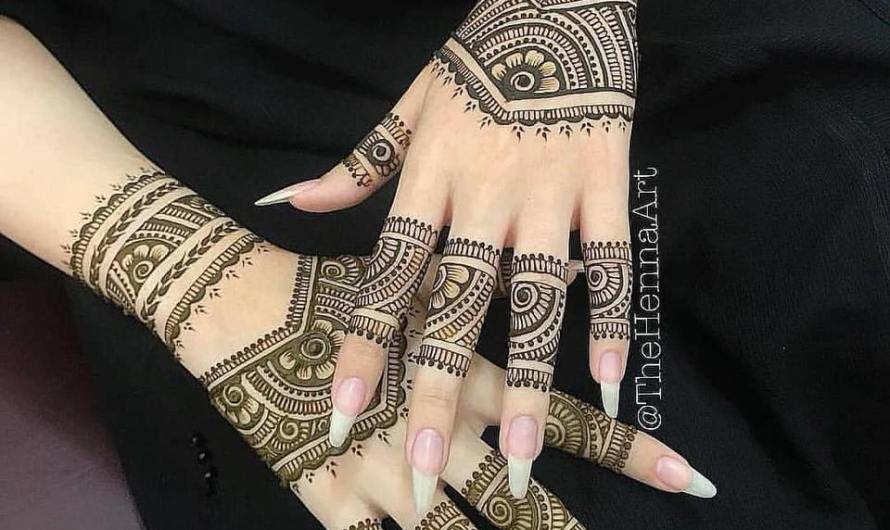 Unique Collection Of Latest Bridal Mehndi Designs 2020 Full Hands Images