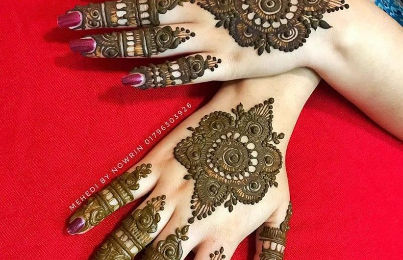 Beautiful Trending Eid Mehndi Designs 2020 Simple Styles In Pakistan