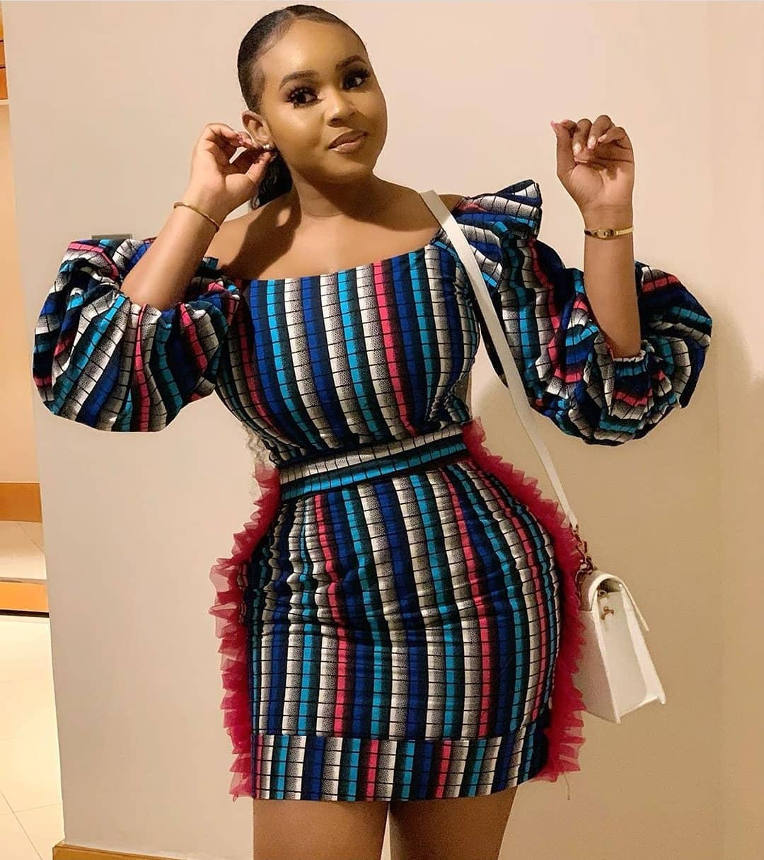 2020 Ankara Styles Latest African Dresses For Teenagers (2)