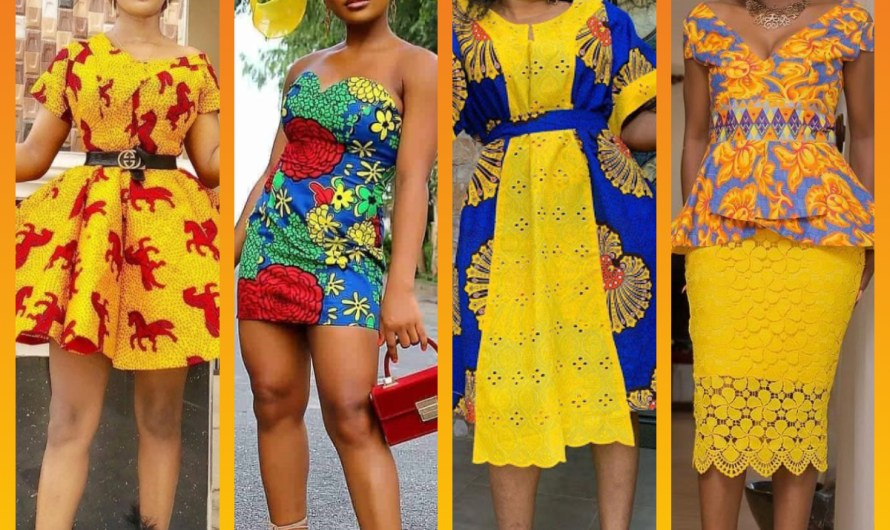 Impressive Date Night Ankara Styles 2020 For Girls