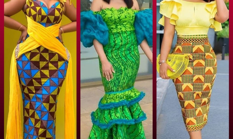 Latest Gorgeous Ankara Styles 2020 For Princess In Africa