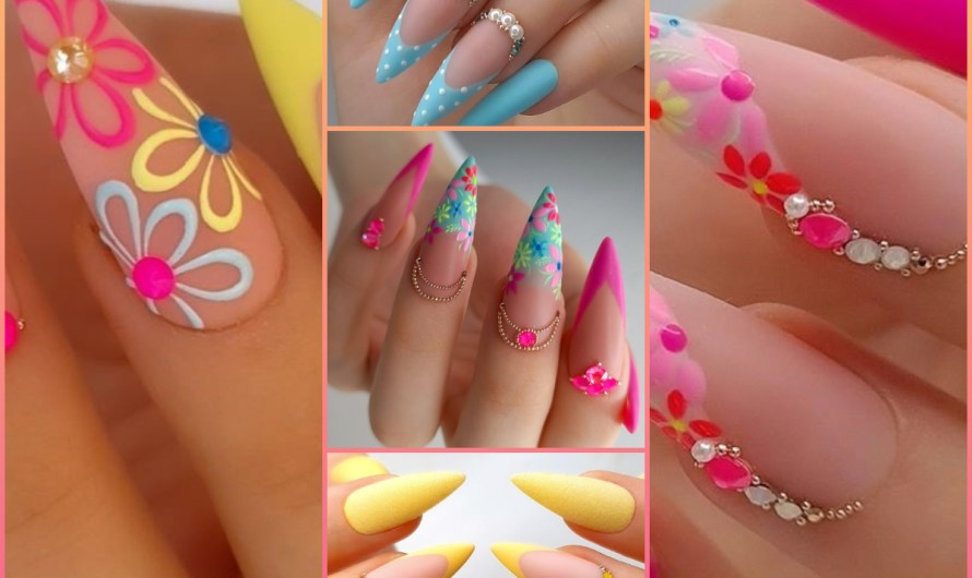 Latest Wedding Nail Art Designs 2020 Trends For Girls