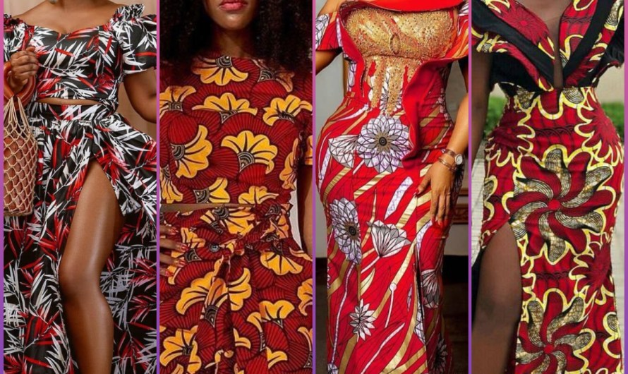 New Style Latest Gorgeous Ankara Dresses 2020 For Ladies