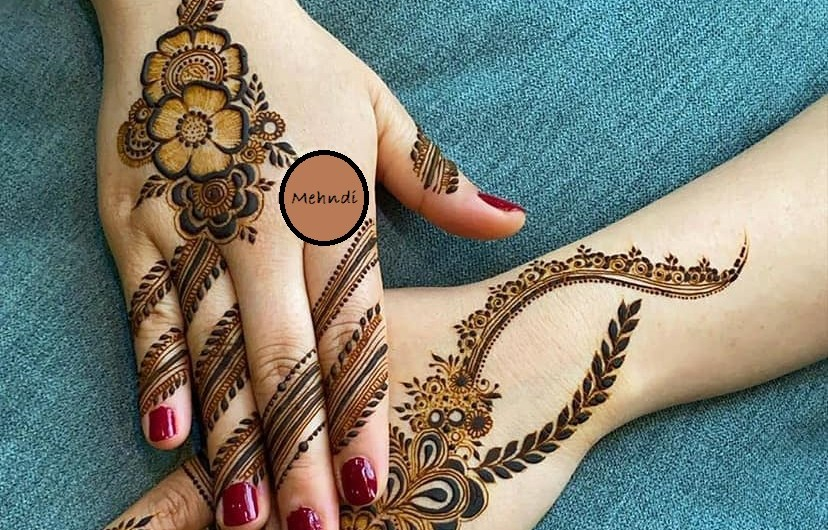 Quick And Easy New Mehndi Designs 2020 For Any Event