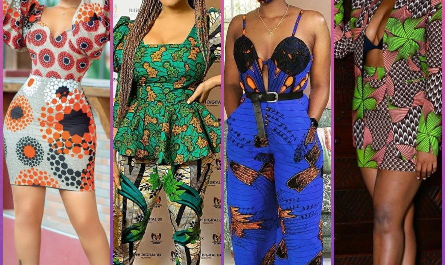 Special Wear Latest New Ankara Styles Dresses 2020