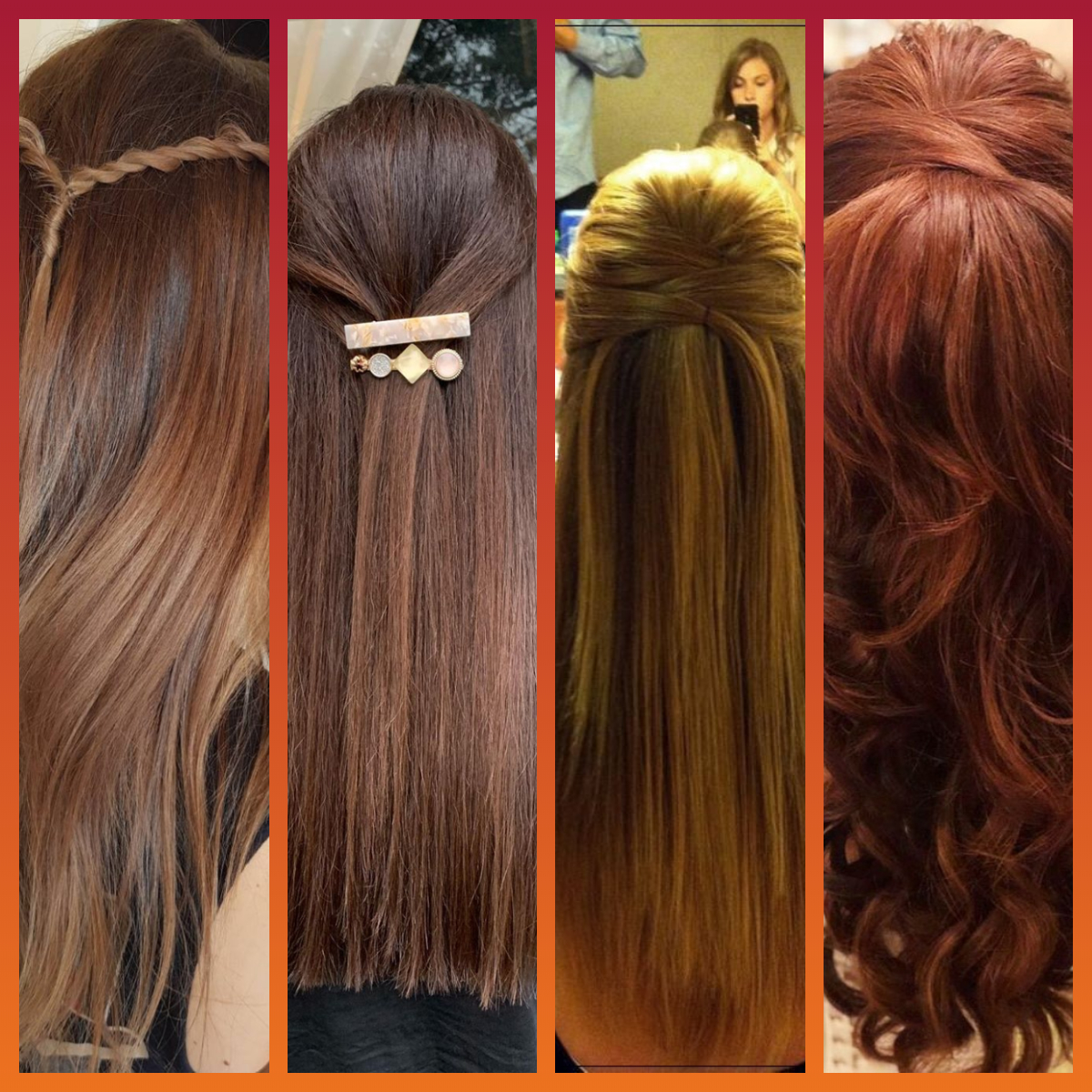 Very Simple And Easy Everyday Hairstyles For Open Long Hairs