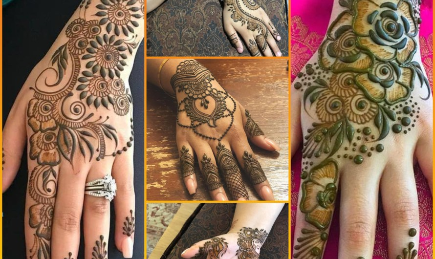 Download New Images Of Pretty Eid Mehndi Designs 2020 For Hands