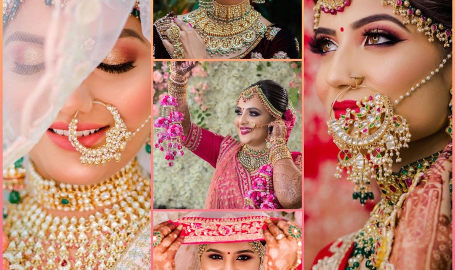 Gorgeous Bridal Barat Makeup 2020 & Jewellery Ideas For Girls