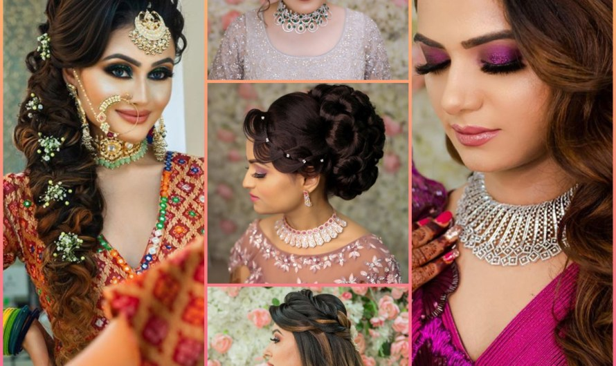 Hair Expert Latest Bridal Hairstyles 2020 New Collection For Girls
