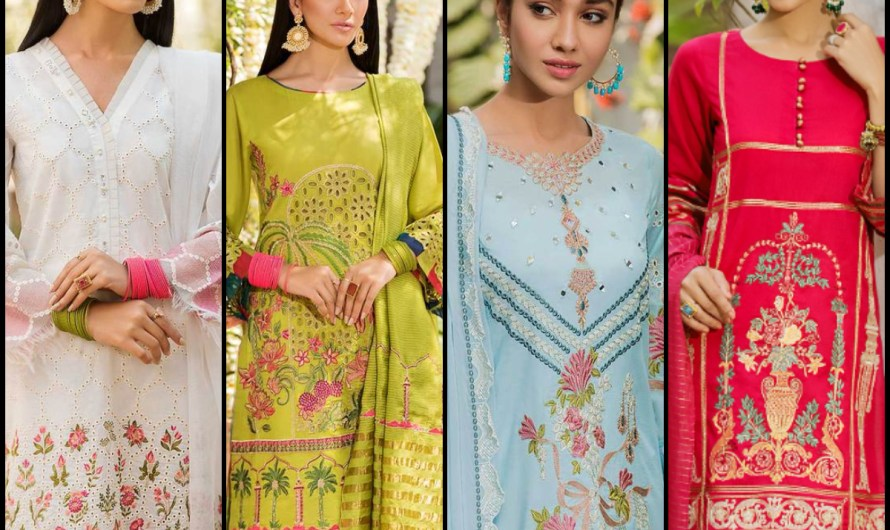 Latest Charizma Festive Pret Eid Collection 2020 Dresses For Women
