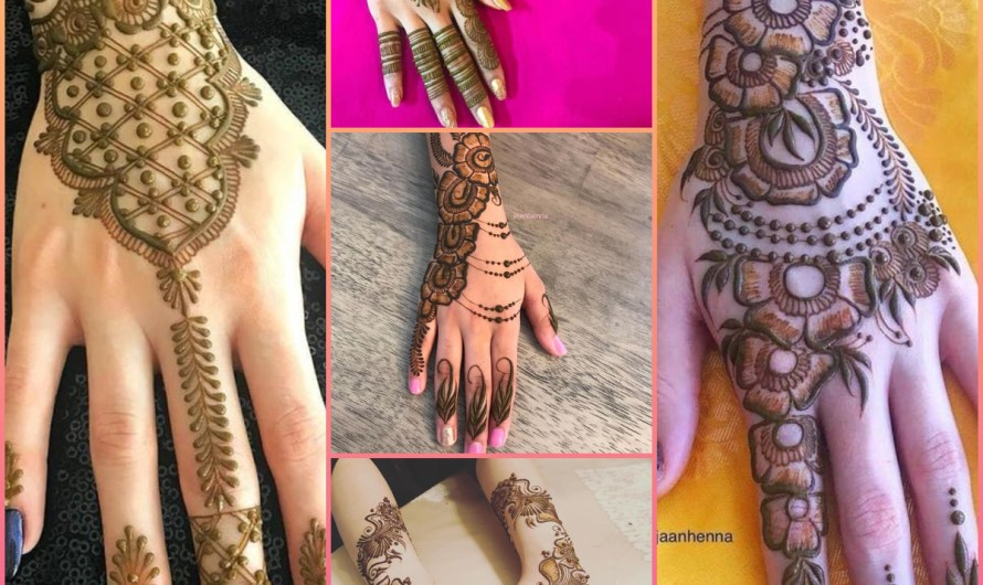 Latest Eid Festival & Party Mehndi Designs 2020 Images Collection